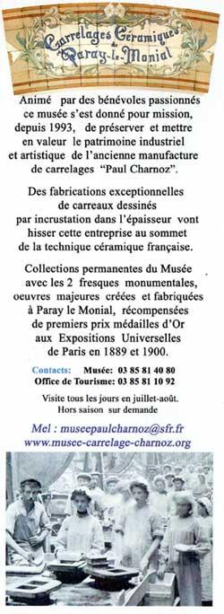 Histoire2014 - Office du tourisme montceau les mines ...