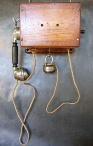 for Telephone leger