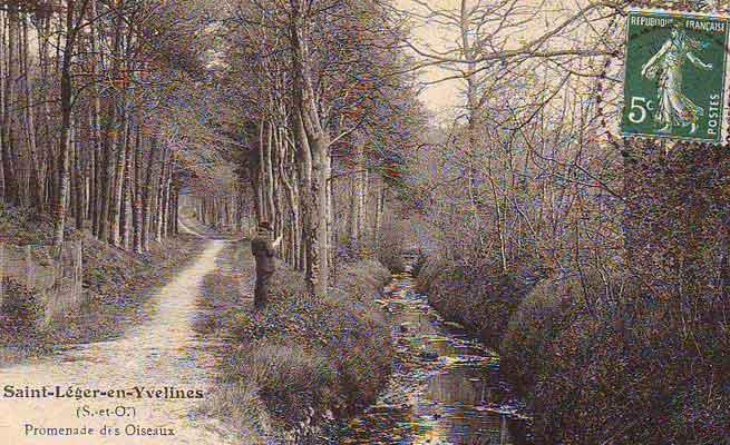 for Promenade yvelines